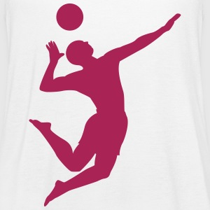 Volleyballer Tops - Frauen Tank Top von Bella