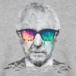 Albert Hofmann - Psychedelic Polygon Portrait Sweat-shirts - Sweat-shirt Homme