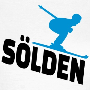 Sölden T-Shirts - Frauen T-Shirt