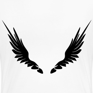 Wings_2 T-Shirts - Women's Premium T-Shirt