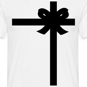 Gift ribbon T-Shirts - Men's T-Shirt