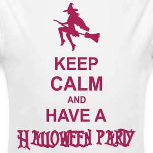 keep calm and have a halloween party Hoodies - Longlseeve Baby Bodysuit