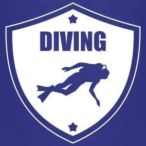 Diving T-Shirts - Teenager Premium T-Shirt