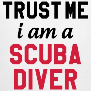 Trust Me i am a Scuba Diver Pullover & Hoodies - Baby Bio-Langarm-Body