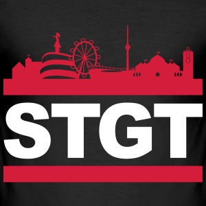 STGT - Männer Slim Fit T-Shirt