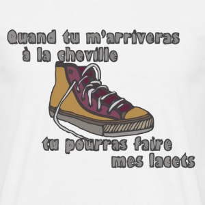 chaussure Tee shirts - T-shirt Homme