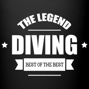 Diving The Legend Bottles & Mugs - Full Colour Mug