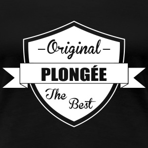 Plongée The Best ! Tee shirts - T-shirt Premium Femme