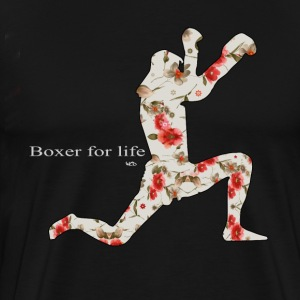 boxer for life - T-shirt Premium Homme