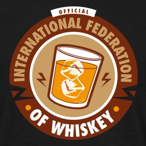 IF of whiskey Tee shirts - T-shirt Homme