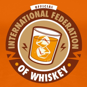 IF of whiskey Tee shirts - T-shirt Premium Femme