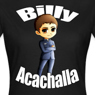 Design ~ Billy Acachalla