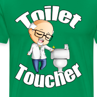 Design ~ Toilet Toucher