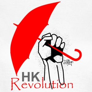HK Umbrella Revolution T-Shirts - Women's T-Shirt