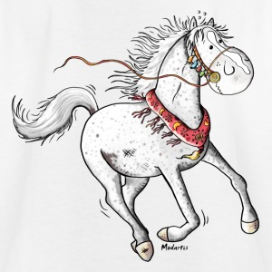 Knuffiges Araber Pferd - Araber  T-Shirts - Teenager T-Shirt