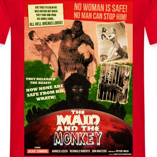 The Maid & the Monkey (Premium T)