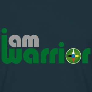 i am warrior - Männer T-Shirt