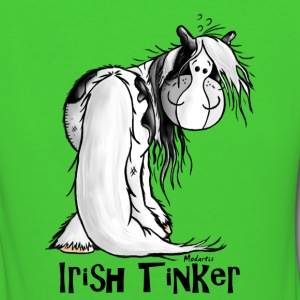 Niedlicher Irish Tinker - Gypsy Cob T-Shirts - Frauen Bio-T-Shirt