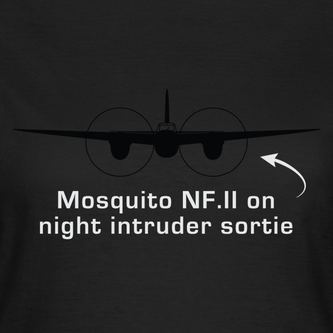 "Women's ""Night Sortie"" T-Shirt"
