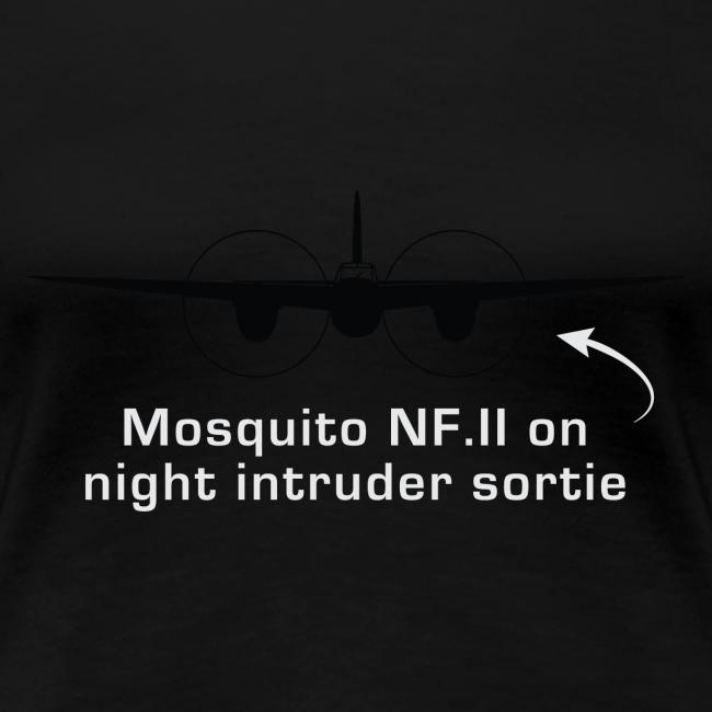 """Women's """"Night Sortie"""" Premium T-Shirt"""