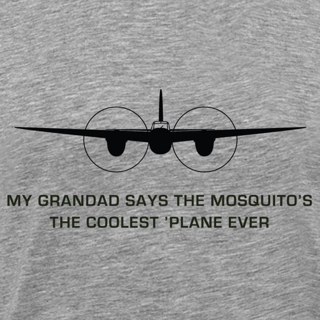"Adult ""Grandad"" T-Shirt - Grey"