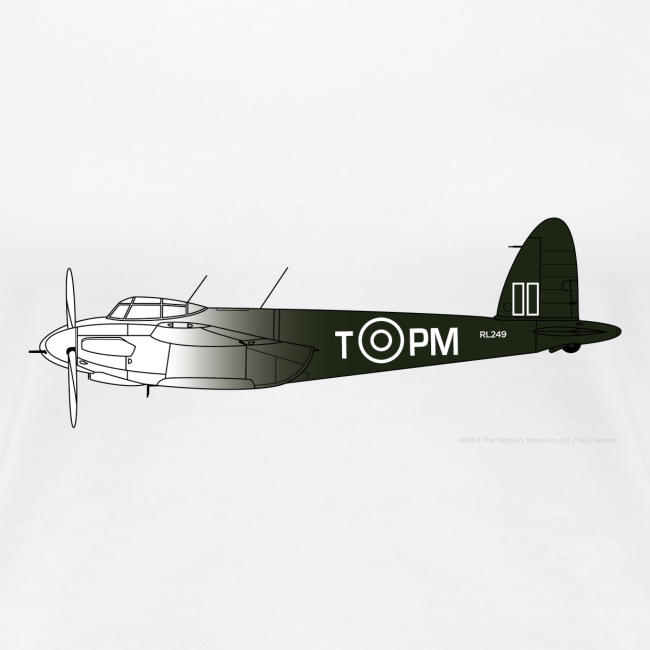 Women's RL249 Profile T-shirt