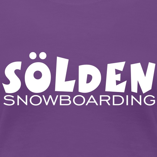 Sölden Snowboarding