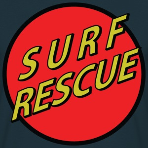Surf Rescue  Tee shirts - T-shirt Homme