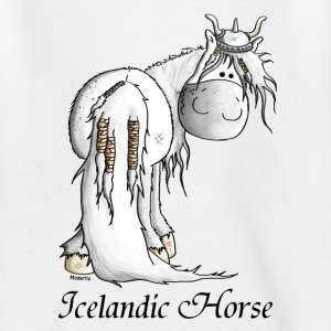 Wild Viking Icelandic Horse Shirts - Teenage T-shirt