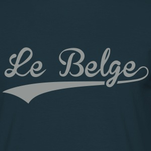 Le Belge Tee shirts - T-shirt Homme