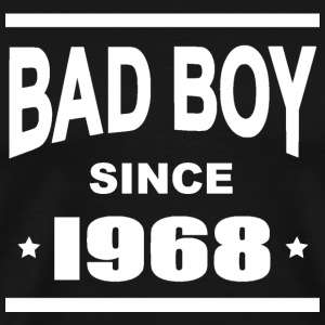 Bad boy since 1968 Tee shirts - T-shirt Premium Homme