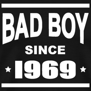 Bad boy since 1969 Tee shirts - T-shirt Premium Homme