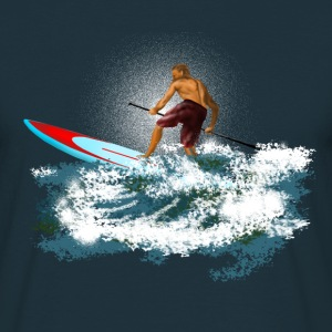 paddleboarder T-Shirts - Men's T-Shirt