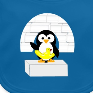 penguin Accessories - Baby Organic Bib