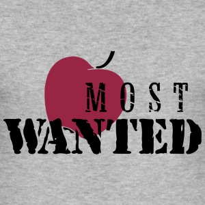 appel most wanted_Vec_3 en T-Shirts - Men's Slim Fit T-Shirt