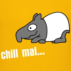 'chill mal...' Tapir-Shirt für Kids - Kinder Premium T-Shirt