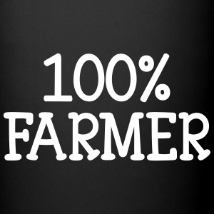 100% Farmer Bottles & Mugs - Full Colour Mug