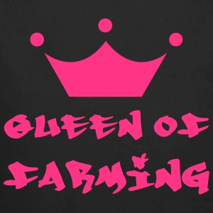 Queen of Farming Sweaters - Baby bio-rompertje met lange mouwen