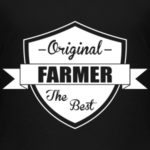 The Best Farmer T-Shirts - Teenager Premium T-Shirt