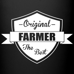 The Best Farmer Bottles & Mugs - Full Colour Mug