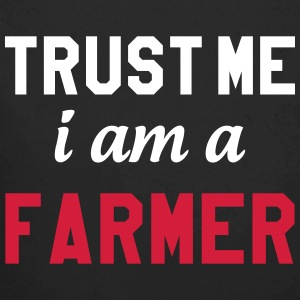 Trust me I am a Farmer Sweats - Body bébé bio manches longues
