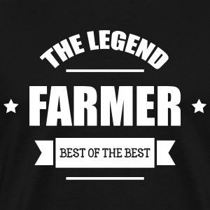 Farming T-Shirts - Men's Premium T-Shirt