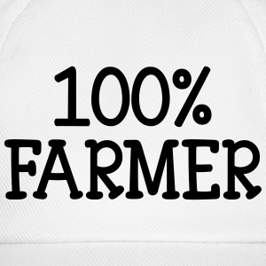 100% Farmer Caps & Hats - Baseball Cap