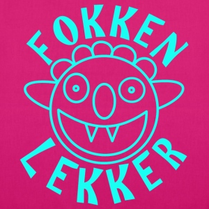 Fokken Lekker Bags & Backpacks - EarthPositive Tote Bag