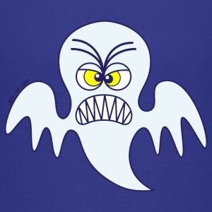 Scary Halloween Ghost Shirts - Teenage Premium T-Shirt