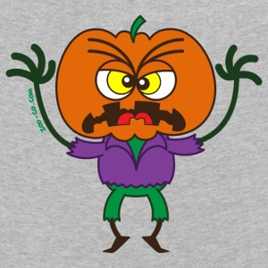 Scary Halloween Scarecrow Long Sleeve Shirts - Kids' Premium Longsleeve Shirt