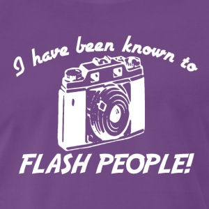 Flash People - Men's Premium T-Shirt