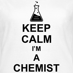 keep_calm_i'm_a_chemist_g1 T-shirts - Vrouwen T-shirt