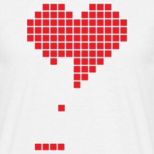 Broken heart T-Shirts - Men's T-Shirt