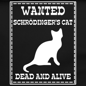 Wanted Schrödinger's Cat - Dead And Alive Bags & Backpacks - Shoulder Bag